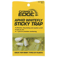 Growers Edge Aphid Whitefly Sticky Trap 5/Pack Cs