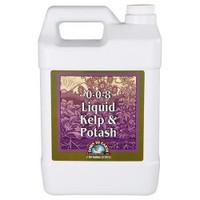 Down To Earth Liquid Kelp and Potash Gallon 4/Cs