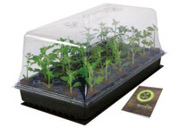 Super Sprouter Heated Propagation Station w/ 7 in Dome Seconds