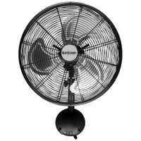 Hurricane Pro High Velocity Oscillating Metal Wall Mount Fan 16 in Seconds