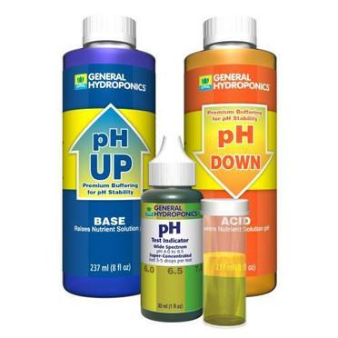 GH pH Control Kit Seconds