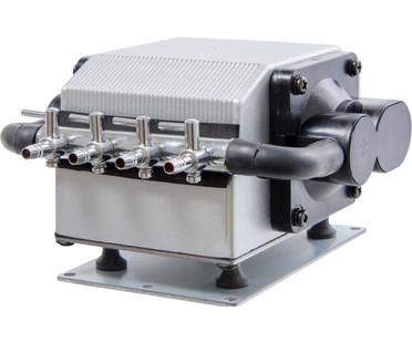 Active Aqua AA Dual Diaphragm Air Pump 8/cs AADAP25L