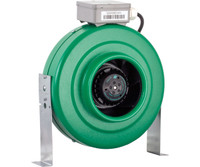 Active Air 6 inch In-Line Fan 400 CFM ACDF6