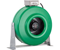 Active Air 8 inch In-Line Fan 720 CFM ACDF8