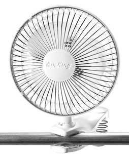 Air King 6 Clip Fan Air King ACF6