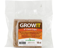 GROWT GROWT Coco Caps, 4, pack of 10 AD113001