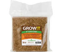 GROWT GROWT Coco Caps, 6, pack of 10 AD113002