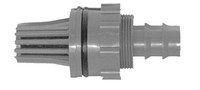 American Hydroponics Fill and Drain Fitting, pack of 10 AH30206