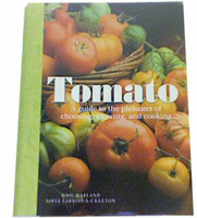 Books and Videos Tomato A guide to the pleasures BKTOM