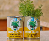 Back to the Roots Garden in a Can Dill 12/cs BRGCD
