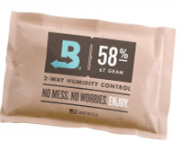 Boveda Boveda 58percent RH 67 grams -- Retail Carton 12 pack BV58167