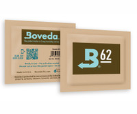 Boveda Boveda 62percent RH 8 grams -- bulk 300 packets/case BV62008