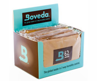 Boveda Boveda 62percent RH 67 grams -- Retail Carton 12 pack BV62167