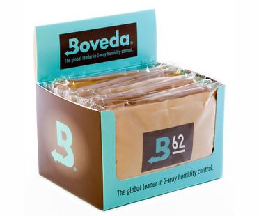 Boveda Boveda 62percent RH 67 grams -- Retail Carton 12 pack BV62167