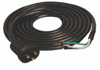 Hydrofarm 15 16/3 600V Male Lock and Seal Cord UL CS53506