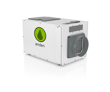 Anden / Aprilaire Anden Industrial Dehumidifier, 130 Pints/Day DH11870