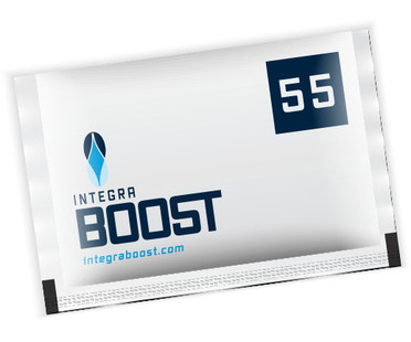 Integra Integra Boost 67g Humidiccant, 55percent RH, case of 100 DIB67A55A