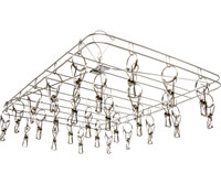 STACKT STACKT Hanging Dry Rack w/28 Clips DR28HANG