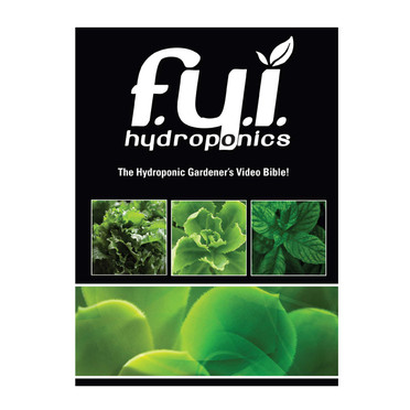 Books and Videos FYI Hydroponics DVD DVD001