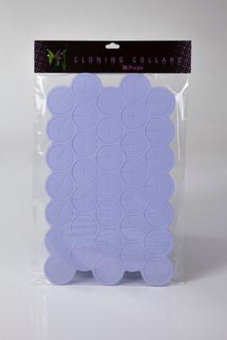 EZ Clone 35 Purple Cloning Collars EZCOL35PUR