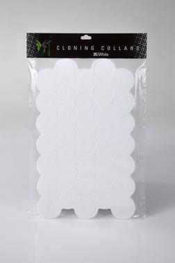 EZ Clone 35 White Cloning Collars EZCOL35WHT