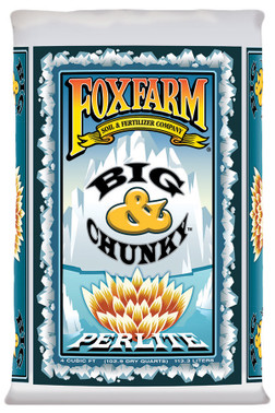 FoxFarm Big and Chunky Perlite - 4 cu ft bags FX14044