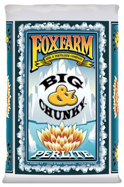 FoxFarm Big and Chunky Perlite - 4 cu ft bags FX14044