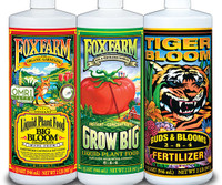 FoxFarm Nutrient Trio-Soil Formula, 3 qts FX14049
