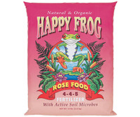 FoxFarm Rose Food Organic Fertilizer 18 lbs 4-4-5 FX14077