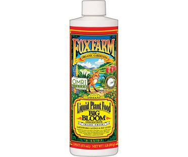 FoxFarm Big Bloom Liquid Concentrate 1 pt FX14091