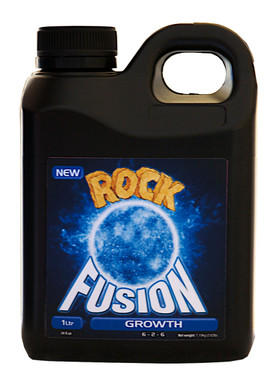 Rock Nutrients Fusion Grow Base Nutrient 1L GGFGN1L