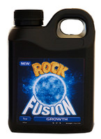 Rock Nutrients Fusion Grow Base Nutrient 5L GGFGN5L