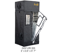 Gorilla Grow Tent 2x2.5 LITE LINE Gorilla Grow Tent No Extension GGTLT22