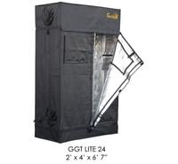 Gorilla Grow Tent 2x4 LITE LINE Gorilla Grow Tent No Extension Ki GGTLT24