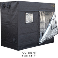 Gorilla Grow Tent 4x8 LITE LINE Gorilla Grow Tent No Extension Kit GGTLT48