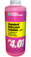General Hydroponics pH 4.01 Calibration Solution 1 qt GH1542
