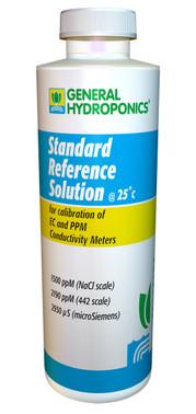 General Hydroponics 1500 ppm Calibration Solution 8 oz GH1571