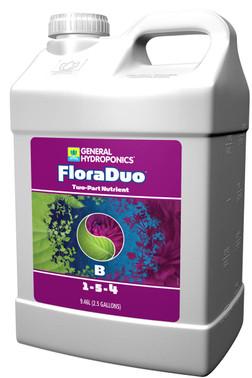 General Hydroponics FloraDuo B 2.5 Gallon GH1684