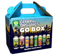 General Organics Go Box Starter Kit GH5100