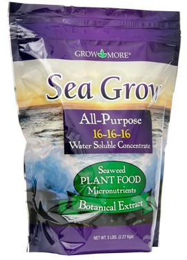 Grow More Sea Grow All Purpose 5 lbs GR26094
