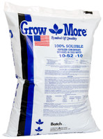Grow More Water Soluble 10-52-10 25lb GR35556