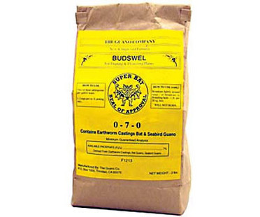 Super Bat Budswel and Super Tea Budswel, 2lbs dry GUBS02