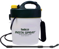 H D Hudson Manufacturing Company Accu-Spray Garden Sprayer Battery Operated 1.3 gal HD13581