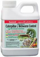 Summit Chemical Company Bio Caterpillar and Webworm Control 16oz 12/cs HGBCWC