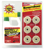 Summit Chemical Company Mosquito Dunk Gnat Twin Combo Pack HGMODUG