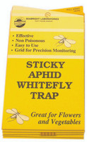 Seabright Laboratories White Fly Traps, 5 pack HGSLWFT