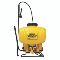 H D Hudson Manufacturing Company Bak-Pak Sprayer 4 Gal HGSPRAY4GAL