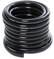 Active Aqua 1/2 ID Black Tubing 25 HGTB50GF
