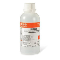 Hanna Instruments 12880 S/ cm conductivity solution HI7030M
