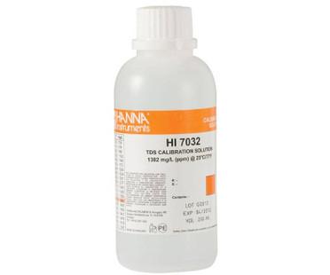 Hanna Instruments 1382ppm Solution, 230ml HI7032M